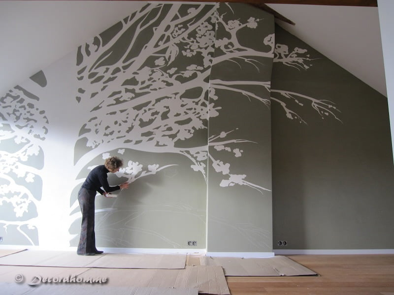muurschildering-leemverf-boom-haarlem