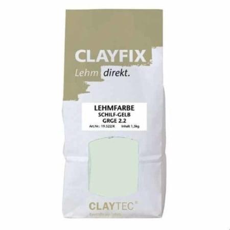 Clayfix Leem Direct Leemverf zakje